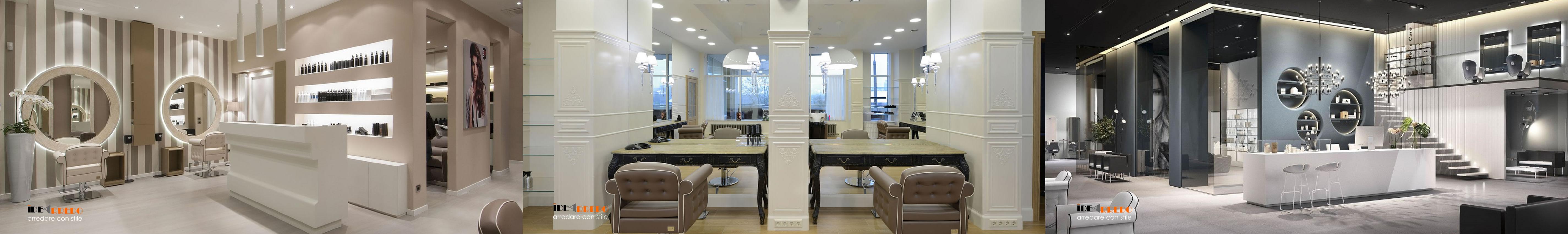 Idea arredo arredamento parrucchieri e centri estetitici for Arredamento parrucchieri