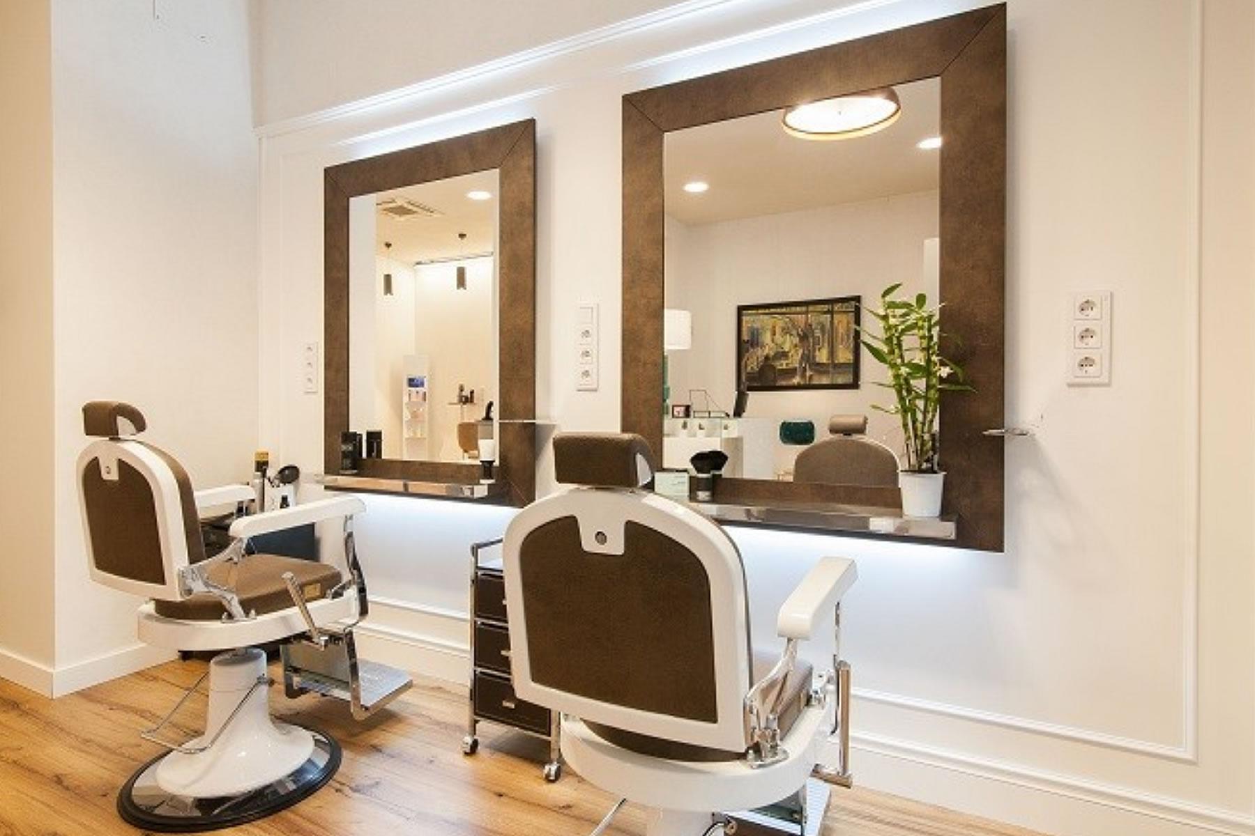 Idea arredo arredamento parrucchieri e centri estetitici for Idea arredo