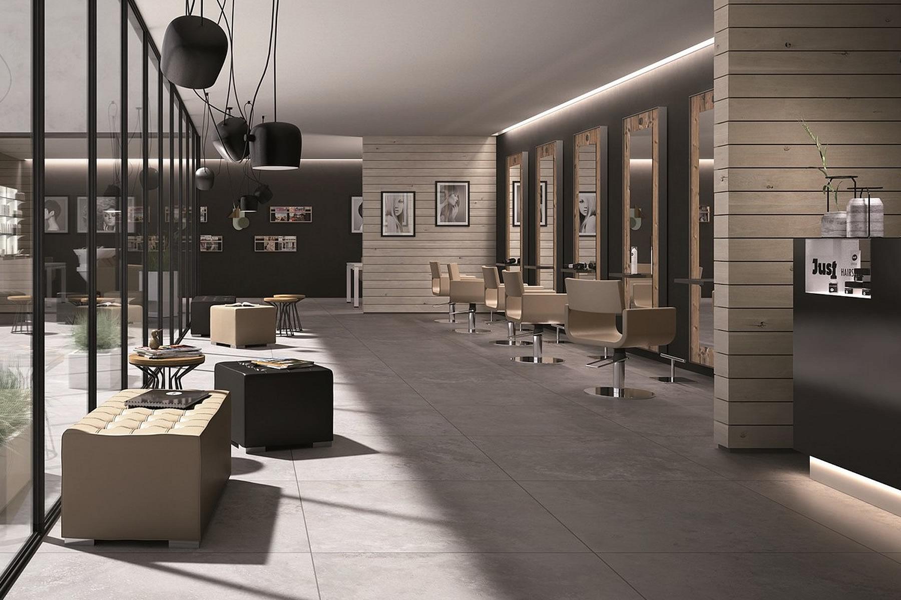 Idea arredo arredamento parrucchieri e centri estetitici for Muster arredamenti parrucchieri